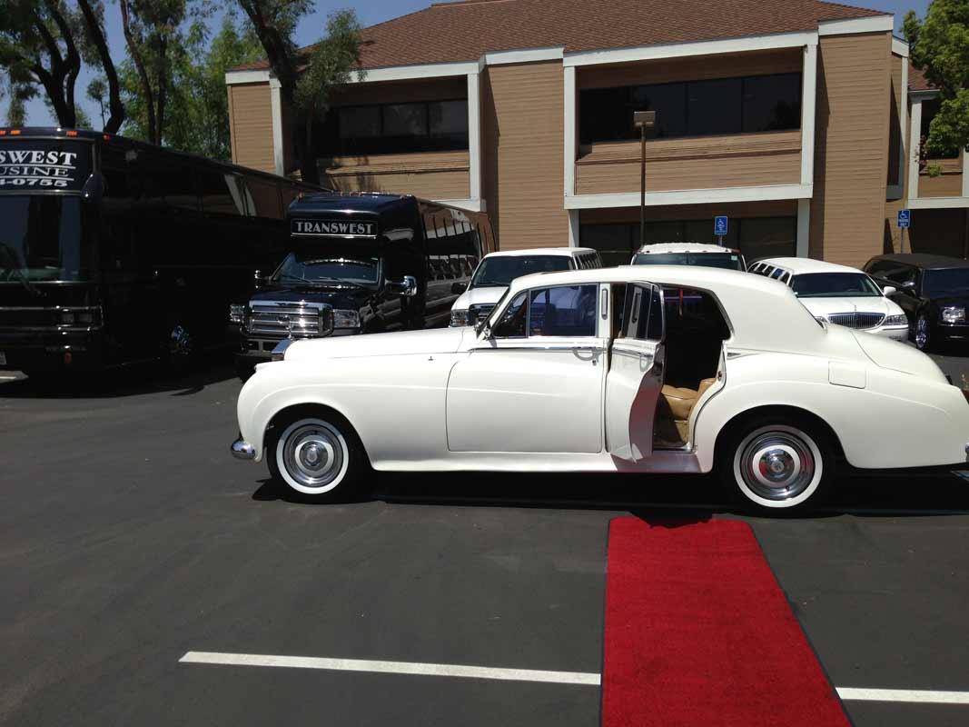 1958 Classic Rolls Royce Transwest Limos